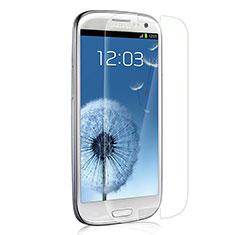 Schutzfolie Displayschutzfolie Panzerfolie Skins zum Aufkleben Gehärtetes Glas Glasfolie T01 für Samsung Galaxy S3 III LTE 4G Klar