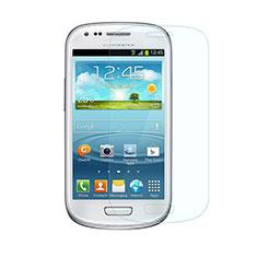 Schutzfolie Displayschutzfolie Panzerfolie Skins zum Aufkleben Gehärtetes Glas Glasfolie T01 für Samsung Galaxy S3 Mini i8190 i8200 Klar