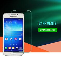 Schutzfolie Displayschutzfolie Panzerfolie Skins zum Aufkleben Gehärtetes Glas Glasfolie T01 für Samsung Galaxy S4 Zoom Klar