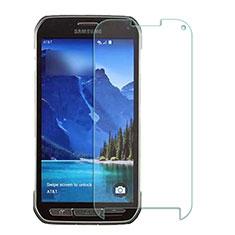 Schutzfolie Displayschutzfolie Panzerfolie Skins zum Aufkleben Gehärtetes Glas Glasfolie T01 für Samsung Galaxy S5 Active Klar