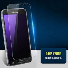 Schutzfolie Displayschutzfolie Panzerfolie Skins zum Aufkleben Gehärtetes Glas Glasfolie T01 für Samsung Galaxy S5 G900F G903F Klar