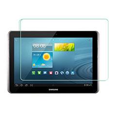 Schutzfolie Displayschutzfolie Panzerfolie Skins zum Aufkleben Gehärtetes Glas Glasfolie T01 für Samsung Galaxy Tab 2 10.1 P5100 P5110 Klar