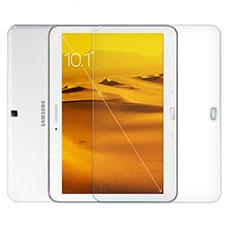 Schutzfolie Displayschutzfolie Panzerfolie Skins zum Aufkleben Gehärtetes Glas Glasfolie T01 für Samsung Galaxy Tab 4 10.1 T530 T531 T535 Klar