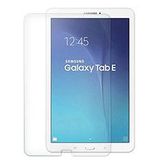 Schutzfolie Displayschutzfolie Panzerfolie Skins zum Aufkleben Gehärtetes Glas Glasfolie T01 für Samsung Galaxy Tab E 9.6 T560 T561 Klar