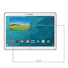 Schutzfolie Displayschutzfolie Panzerfolie Skins zum Aufkleben Gehärtetes Glas Glasfolie T01 für Samsung Galaxy Tab S 10.5 SM-T800 Klar
