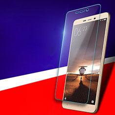 Schutzfolie Displayschutzfolie Panzerfolie Skins zum Aufkleben Gehärtetes Glas Glasfolie T01 für Xiaomi Redmi 3 Klar