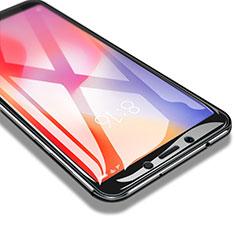 Schutzfolie Displayschutzfolie Panzerfolie Skins zum Aufkleben Gehärtetes Glas Glasfolie T01 für Xiaomi Redmi 6 Klar