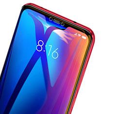 Schutzfolie Displayschutzfolie Panzerfolie Skins zum Aufkleben Gehärtetes Glas Glasfolie T01 für Xiaomi Redmi 6 Pro Klar
