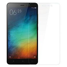 Schutzfolie Displayschutzfolie Panzerfolie Skins zum Aufkleben Gehärtetes Glas Glasfolie T01 für Xiaomi Redmi Note 3 MediaTek Klar