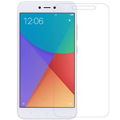 Schutzfolie Displayschutzfolie Panzerfolie Skins zum Aufkleben Gehärtetes Glas Glasfolie T01 für Xiaomi Redmi Note 5A Standard Edition Klar