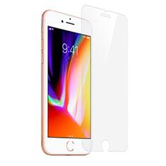 Schutzfolie Displayschutzfolie Panzerfolie Skins zum Aufkleben Gehärtetes Glas Glasfolie T02 für Apple iPhone 8 Plus Klar