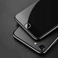Schutzfolie Displayschutzfolie Panzerfolie Skins zum Aufkleben Gehärtetes Glas Glasfolie T02 für Apple iPhone SE (2020) Klar