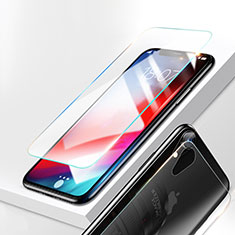 Schutzfolie Displayschutzfolie Panzerfolie Skins zum Aufkleben Gehärtetes Glas Glasfolie T02 für Apple iPhone XR Klar