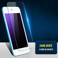 Schutzfolie Displayschutzfolie Panzerfolie Skins zum Aufkleben Gehärtetes Glas Glasfolie T02 für Apple iPod Touch 5 Klar
