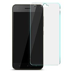 Schutzfolie Displayschutzfolie Panzerfolie Skins zum Aufkleben Gehärtetes Glas Glasfolie T02 für HTC Desire 10 Pro Klar