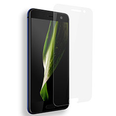 Schutzfolie Displayschutzfolie Panzerfolie Skins zum Aufkleben Gehärtetes Glas Glasfolie T02 für HTC U Play Klar