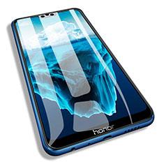 Schutzfolie Displayschutzfolie Panzerfolie Skins zum Aufkleben Gehärtetes Glas Glasfolie T02 für Huawei Honor 9i Klar