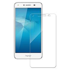 Schutzfolie Displayschutzfolie Panzerfolie Skins zum Aufkleben Gehärtetes Glas Glasfolie T02 für Huawei Honor Play 5 Klar