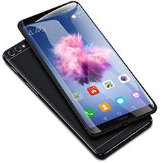 Schutzfolie Displayschutzfolie Panzerfolie Skins zum Aufkleben Gehärtetes Glas Glasfolie T02 für Huawei P Smart Klar