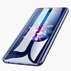 Schutzfolie Displayschutzfolie Panzerfolie Skins zum Aufkleben Gehärtetes Glas Glasfolie T02 für Huawei P8 Lite (2017) Klar