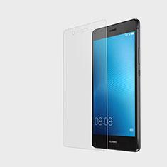 Schutzfolie Displayschutzfolie Panzerfolie Skins zum Aufkleben Gehärtetes Glas Glasfolie T02 für Huawei P9 Lite Klar