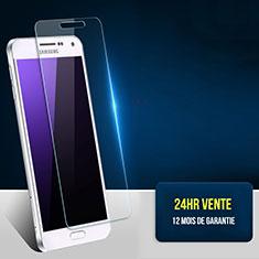 Schutzfolie Displayschutzfolie Panzerfolie Skins zum Aufkleben Gehärtetes Glas Glasfolie T02 für Samsung Galaxy A5 Duos SM-500F Klar