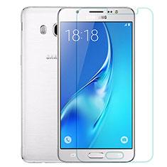 Schutzfolie Displayschutzfolie Panzerfolie Skins zum Aufkleben Gehärtetes Glas Glasfolie T02 für Samsung Galaxy J5 Duos (2016) Klar
