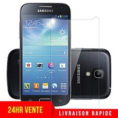 Schutzfolie Displayschutzfolie Panzerfolie Skins zum Aufkleben Gehärtetes Glas Glasfolie T02 für Samsung Galaxy S4 Mini i9190 i9192 Klar