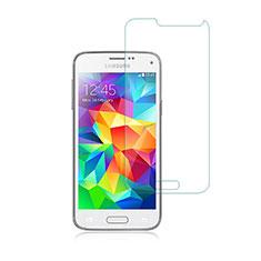 Schutzfolie Displayschutzfolie Panzerfolie Skins zum Aufkleben Gehärtetes Glas Glasfolie T02 für Samsung Galaxy S5 Mini G800F G800H Klar