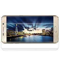 Schutzfolie Displayschutzfolie Panzerfolie Skins zum Aufkleben Gehärtetes Glas Glasfolie T02 für Samsung Galaxy S6 Edge SM-G925 Klar