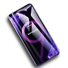 Schutzfolie Displayschutzfolie Panzerfolie Skins zum Aufkleben Gehärtetes Glas Glasfolie T02 für Samsung Galaxy S9 Klar
