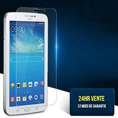 Schutzfolie Displayschutzfolie Panzerfolie Skins zum Aufkleben Gehärtetes Glas Glasfolie T02 für Samsung Galaxy Tab 3 7.0 P3200 T210 T215 T211 Klar