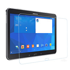 Schutzfolie Displayschutzfolie Panzerfolie Skins zum Aufkleben Gehärtetes Glas Glasfolie T02 für Samsung Galaxy Tab 4 10.1 T530 T531 T535 Klar