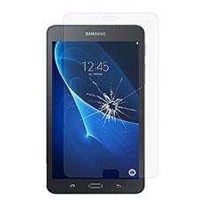 Schutzfolie Displayschutzfolie Panzerfolie Skins zum Aufkleben Gehärtetes Glas Glasfolie T02 für Samsung Galaxy Tab A6 7.0 SM-T280 SM-T285 Klar