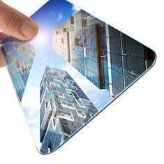 Schutzfolie Displayschutzfolie Panzerfolie Skins zum Aufkleben Gehärtetes Glas Glasfolie T02 für Xiaomi Mi Max 2 Klar