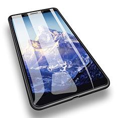 Schutzfolie Displayschutzfolie Panzerfolie Skins zum Aufkleben Gehärtetes Glas Glasfolie T02 für Xiaomi Redmi 6 Klar