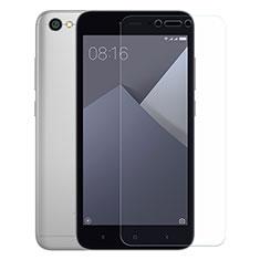 Schutzfolie Displayschutzfolie Panzerfolie Skins zum Aufkleben Gehärtetes Glas Glasfolie T02 für Xiaomi Redmi Note 5A Pro Klar