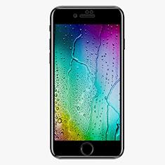 Schutzfolie Displayschutzfolie Panzerfolie Skins zum Aufkleben Gehärtetes Glas Glasfolie T03 für Apple iPhone SE (2020) Klar