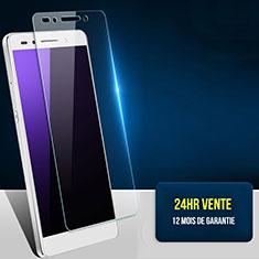 Schutzfolie Displayschutzfolie Panzerfolie Skins zum Aufkleben Gehärtetes Glas Glasfolie T03 für Huawei Honor 7 Dual SIM Klar