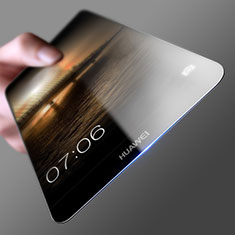 Schutzfolie Displayschutzfolie Panzerfolie Skins zum Aufkleben Gehärtetes Glas Glasfolie T03 für Huawei Mate 7 Klar