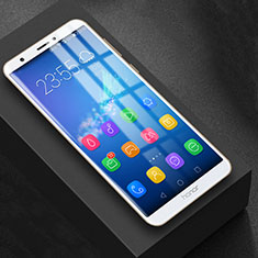 Schutzfolie Displayschutzfolie Panzerfolie Skins zum Aufkleben Gehärtetes Glas Glasfolie T03 für Huawei P Smart Klar