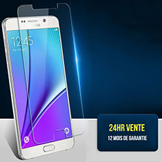 Schutzfolie Displayschutzfolie Panzerfolie Skins zum Aufkleben Gehärtetes Glas Glasfolie T03 für Samsung Galaxy Note 5 N9200 N920 N920F Klar