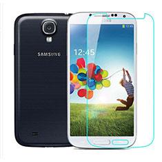 Schutzfolie Displayschutzfolie Panzerfolie Skins zum Aufkleben Gehärtetes Glas Glasfolie T03 für Samsung Galaxy S4 i9500 i9505 Klar