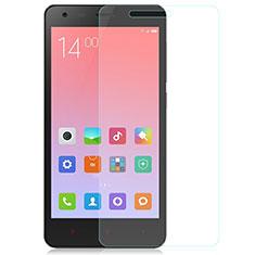 Schutzfolie Displayschutzfolie Panzerfolie Skins zum Aufkleben Gehärtetes Glas Glasfolie T03 für Xiaomi Redmi 2 Klar