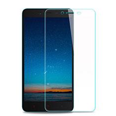 Schutzfolie Displayschutzfolie Panzerfolie Skins zum Aufkleben Gehärtetes Glas Glasfolie T03 für Xiaomi Redmi Note 2 Klar