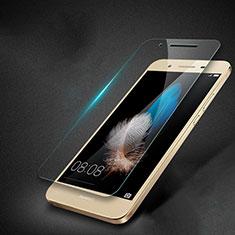 Schutzfolie Displayschutzfolie Panzerfolie Skins zum Aufkleben Gehärtetes Glas Glasfolie T04 für Huawei G8 Mini Klar
