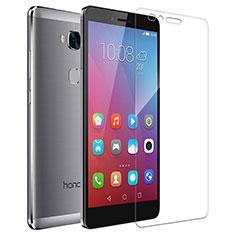 Schutzfolie Displayschutzfolie Panzerfolie Skins zum Aufkleben Gehärtetes Glas Glasfolie T04 für Huawei Honor 5X Klar