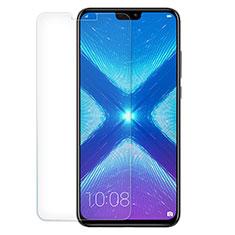 Schutzfolie Displayschutzfolie Panzerfolie Skins zum Aufkleben Gehärtetes Glas Glasfolie T04 für Huawei Honor 8X Klar