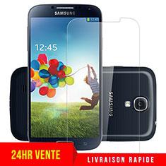 Schutzfolie Displayschutzfolie Panzerfolie Skins zum Aufkleben Gehärtetes Glas Glasfolie T04 für Samsung Galaxy S4 i9500 i9505 Klar