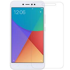 Schutzfolie Displayschutzfolie Panzerfolie Skins zum Aufkleben Gehärtetes Glas Glasfolie T04 für Xiaomi Redmi Note 5A Prime Klar